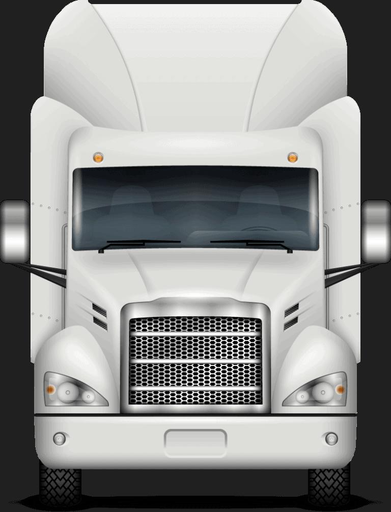 Semi Truck Front@800W