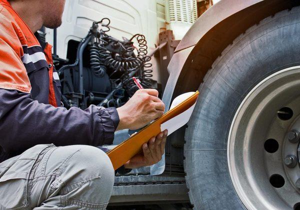 Wichita Truck Inspection Safety Check